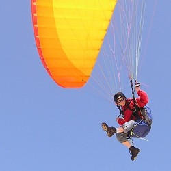 Patent Practice Paramotor Package 2 days for paraglider