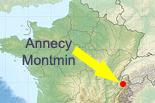 drapeau Annecy Montmin