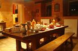 Restaurants et plats tipiques