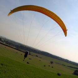 Discovery Paragliding Paramotor Sitzung