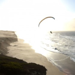 Paragliding course in Portugal Fall 2020 (session 1)