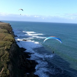 Paragliding course in Portugal Fall 2021