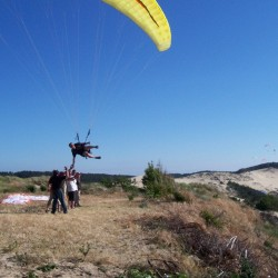Paragliding practical patent registration