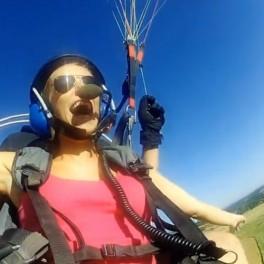 Erstflug ᵖᴵᵘˢ (1 cours + 1 flug von 30 min)