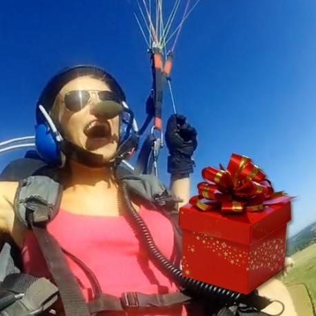Bon Cadeau Baptême de l'air ᵖᴵᵘˢ (1 cours + 1 vol de 30 min)