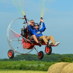Paragliding-Paramotor Passagierqualifizierungspaket