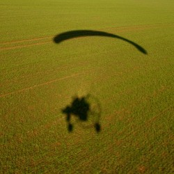 Paragliding-paramotor passenger pre-training package