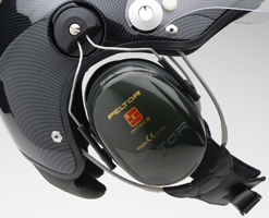 Headset casque paramoteur