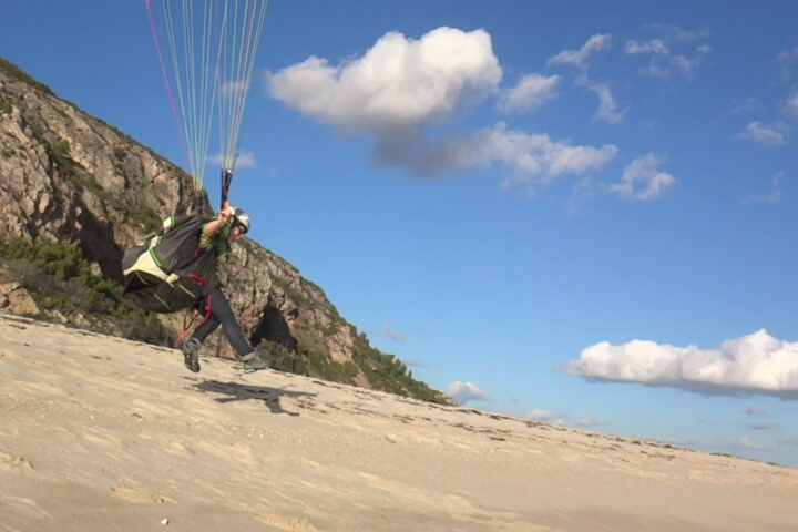 Stage parapente Portugal