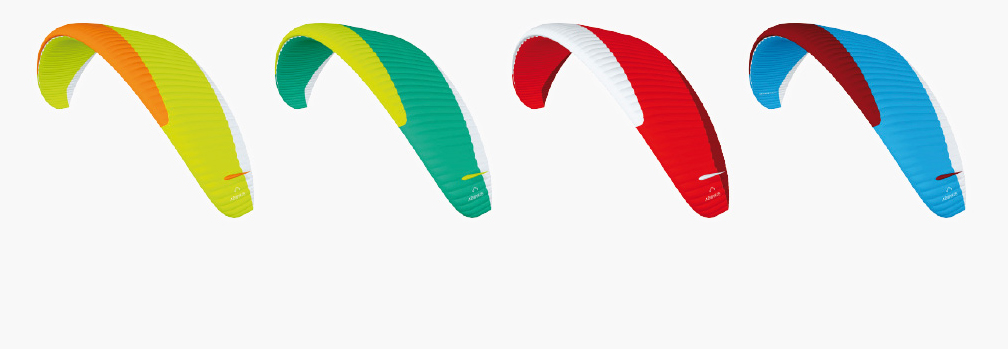 Couleurs parapente Advance Iota 2