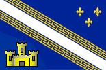 drapeau médiaval MosAiles